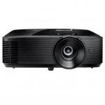 PROYECTOR DLP OPTOMA DS315E - 3D READY - 3600 ANSI LUMENES - 20000:1 - 800*600 - VGA - V�DEO COMPUESTO - L�MPARA 203