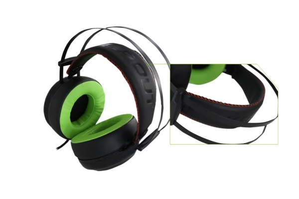 AURICULAR GAMING CON MC KEEP OUT 7.1 HX10 PC/PS4