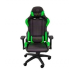 SILLA GAMING KEEP OUT XS200PROG GREEN/BLACK