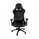 SILLA GAMING KEEP OUT XS400PROG GREEN/BLACK