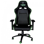 SILLA GAMING KEEP OUT XS700PROG GREEN/BLACK