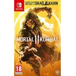 JUEGO NINTENDO SWITCH MORTAL KOMBAT 11