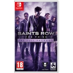 JUEGO NINTENDO SWITCH SAINTS ROW THE THIRD: TFP