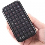 MINI TECLADO BLUETOOTH IPHONE. IPAD.PS3.SMART PHONE,MAC LL-AT-2